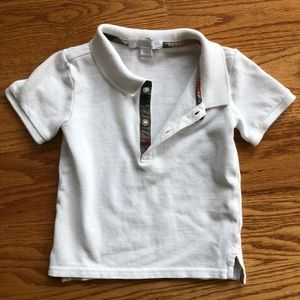 Burberry Baby Polo - 2Y - Excellent Condition
